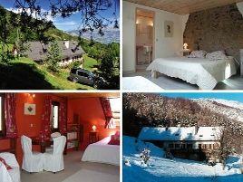 Chambres d'hôtes de charme , L'Arnica, breole 04340