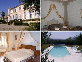 Chambres d'hôtes de charme , Domaine Saint-Jean-des-Plats, castelnaudary 11400