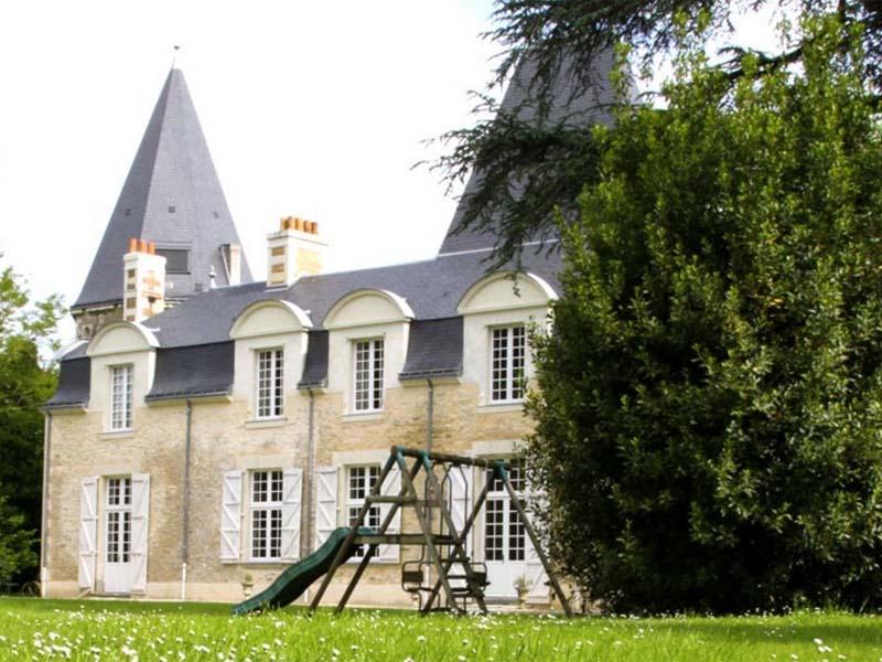 Chambres d'hôtes de charme , Château du Bois de la Noë, bouaye 44830