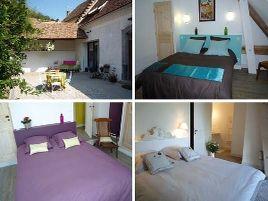 Chambres d'hôtes de charme , Les Agnelles, saint jean d herans 38710