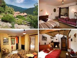 Chambres d'hôtes de charme , Le Mas du Coupétadou, chambres, yourte et table d'hôtes de charme en Cévennes, vialas 48220