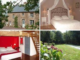 Chambres d'hôtes de charme , Domaine du Val Ory, iffendic 35750