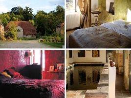 Chambres d'hôtes de charme , Aux Jardins des Thévenets, espinasse vozelle 03110