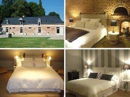 Chambres d'hôtes de charme , Chambres d'Aumont, aumont 80640