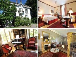 Chambres d'hôtes de charme , Maison d'hôtes du Parc, ronchamp 70250