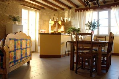 Chambres d'hôtes Bobon petit pressigny 37350 N° 3