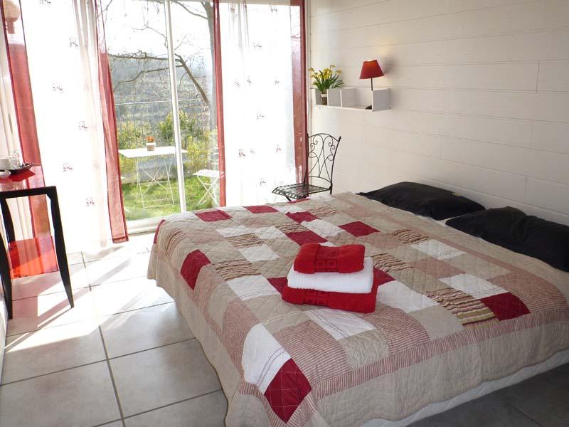 Chambres d'hôtes Fargier villeneuve de berg 07170 N° 1