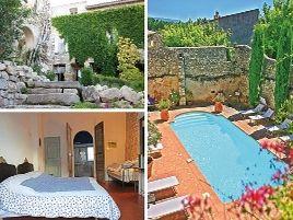 Chambres d'hôtes de charme , Villa Velleron, velleron 84740