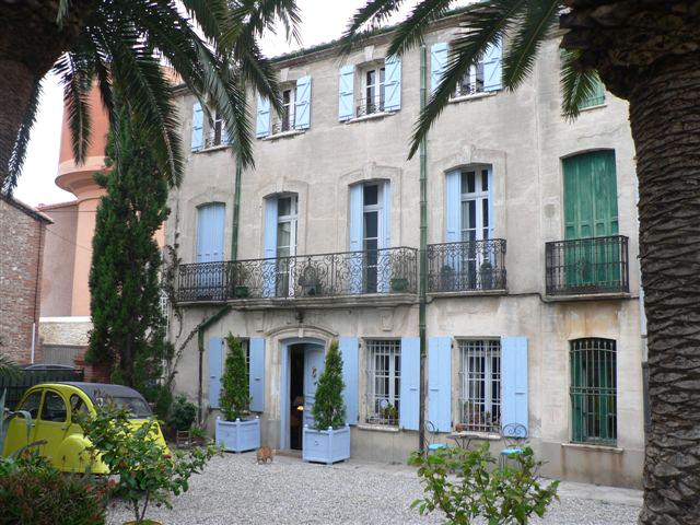 Chambres d'hôtes Jonquères d'Oriola corneilla del vercol 66200 N° 1