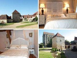 Chambres d'hôtes de charme , Clos de l'Abbaye, saint martin aux bois 60420
