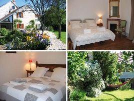 Chambres d'hôtes de charme , La Coulange Ensoleillée, riviere les fosses 52190