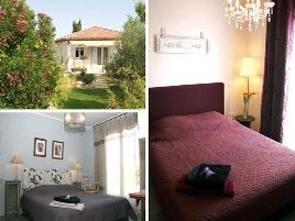 Chambres d'hôtes de charme , Le Clos du Jas, marseille 13e  arrondissement 13013
