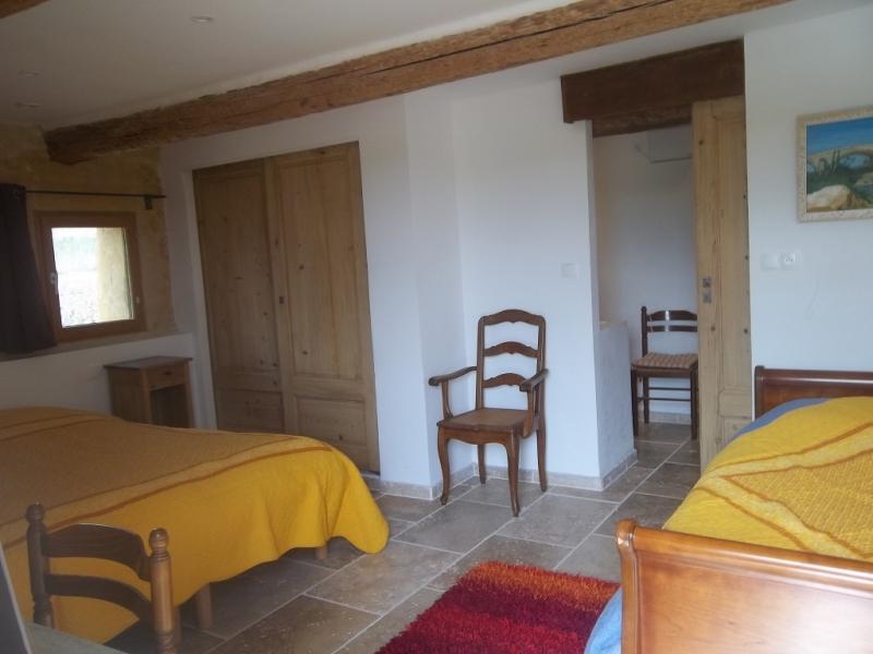 Chambres d'hôtes Geynet gargas 84400 N° 7