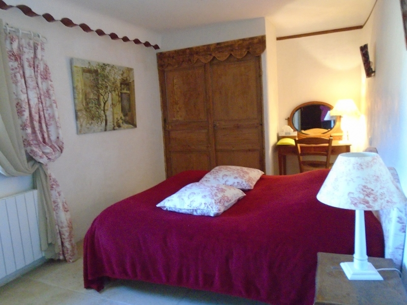 Chambres d'hôtes Geynet gargas 84400 N° 10