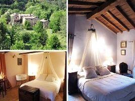 Chambres d'hôtes de charme , Domaine de Bayssac, saint paul la coste 30480