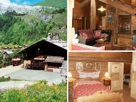 Chambres d'hôtes de charme , La Bournerie, grand bornand 74450