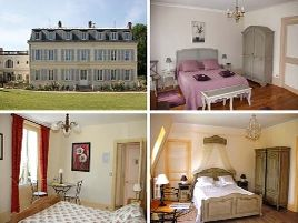 Chambres d'hôtes de charme , Le Clos des Fées, asnieres sur oise 95270