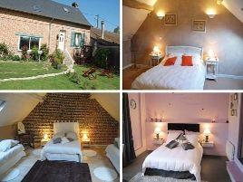Chambres d'hôtes de charme , Côté Campagne, saussay la campagne 27150