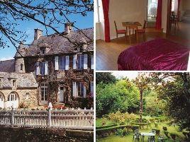 Chambres d'hôtes de charme , Manoir du Valciot, siouville hague 50340