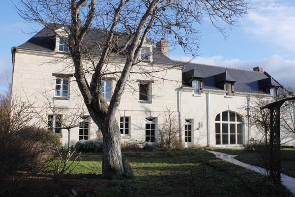 Chambre d 39 h tes savigny en v ron 37420 la magnanerie for Maison hote touraine
