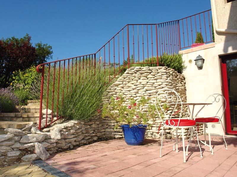 Chambres d'hôtes Buchet-Lecocq caumont sur durance 84510 N° 4