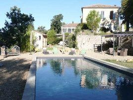 Chambres d'hôtes de charme , La Bastide de Préville, apt 84400