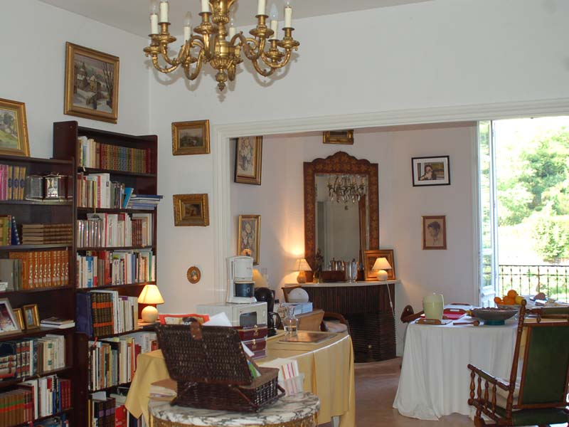 Chambres d'hôtes Chalet olliergues 63880 N° 2