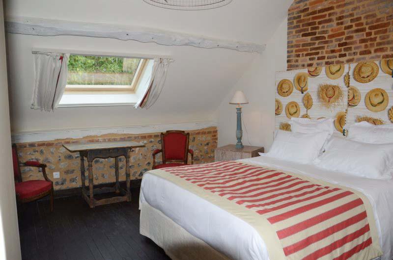 Chambres d'hôtes Gourbesville honfleur 14600 N° 7
