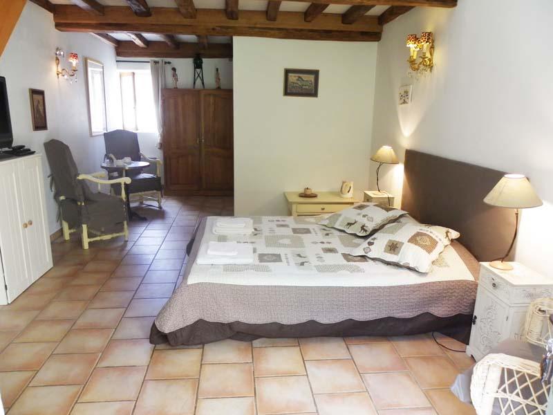 Chambres d'hôtes Chivrac chaudenay le chateau 21360 N° 6