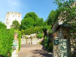 Chambres d'hôtes Chivrac chaudenay le chateau 21360