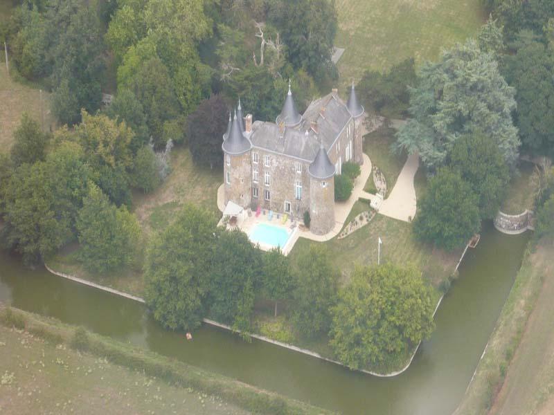 Chambres d'hôtes de charme , Château de la Frogerie, maulevrier 49360