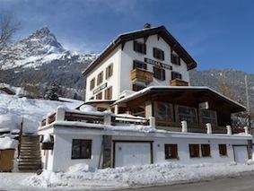 Chambres d'hôtes de charme , Bellevue Alpine Lodge, vallorcine 74660