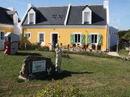 Chambres d'hôtes de charme , La Clef des Champs, belle ile 56360