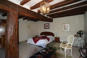 Chambres d'hôtes Pelourdeau huismes 37420 N° 3