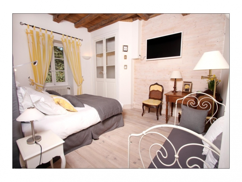 Chambres d'hôtes Sonier annonay 07100 N° 13
