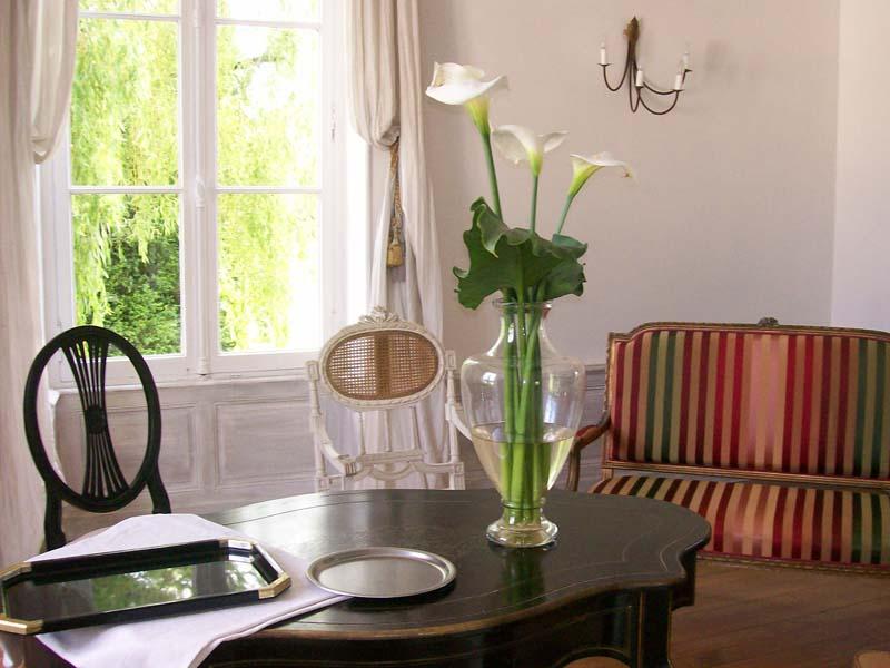 Chambres d'hôtes Enjolras bossay sur claise 37290 N° 4