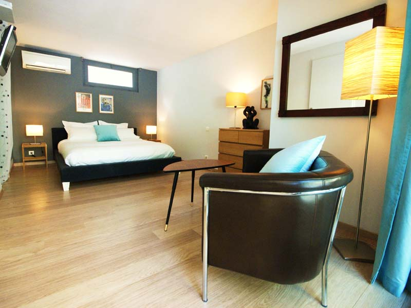 Chambres d'hôtes Lefebvre montpellier 34000 N° 3