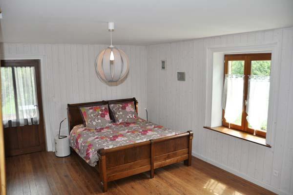 Chambres d'hôtes Charrin saillenard 71580 N° 4