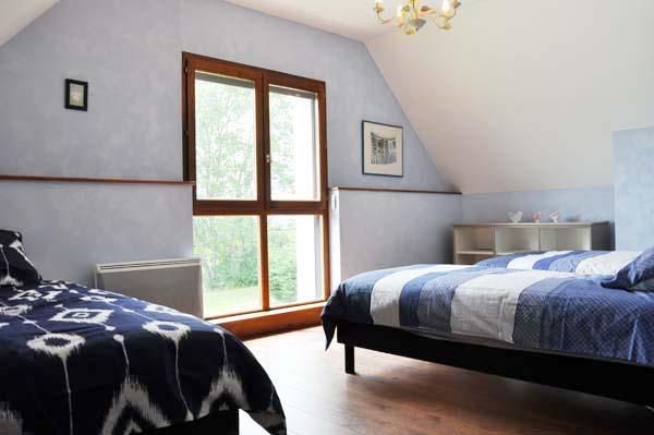 Chambres d'hôtes Charrin saillenard 71580 N° 5