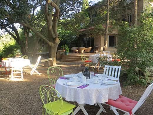 Chambres d'hôtes de charme , Mas de l'ermitage, lattes 34970