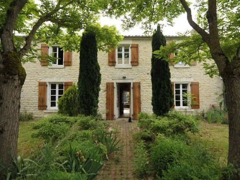 Chambres d'hôtes Camarzana andilly 17230 N° 3
