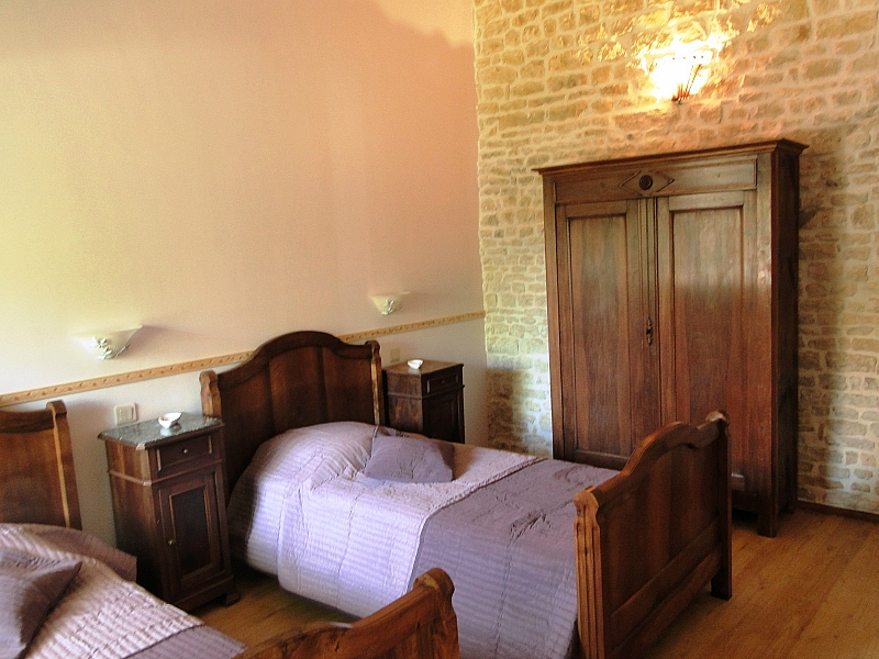 Chambres d'hôtes Camarzana andilly 17230 N° 5