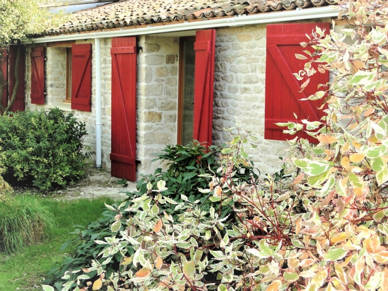 Chambres d'hôtes Camarzana andilly 17230 N° 13