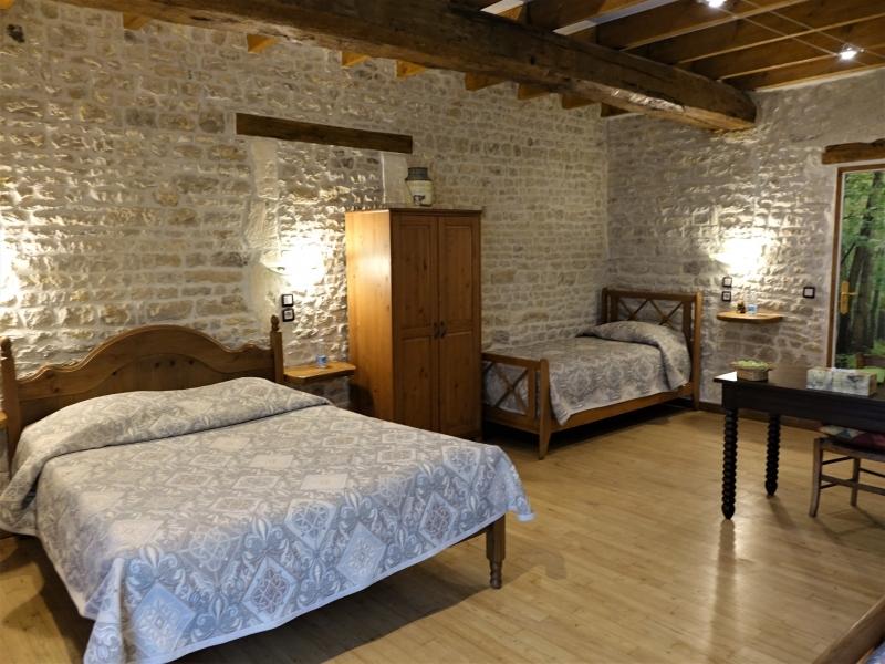 Chambres d'hôtes Camarzana andilly 17230 N° 16