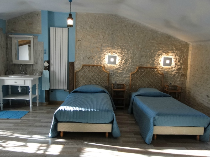 Chambres d'hôtes Camarzana andilly 17230 N° 9