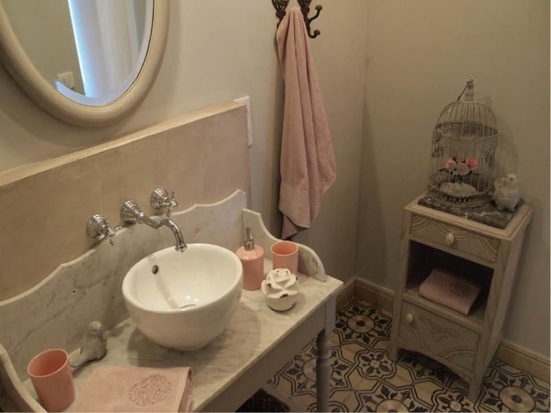 Chambres d'hôtes Grassi chateauneuf de gadagne 84470 N° 7