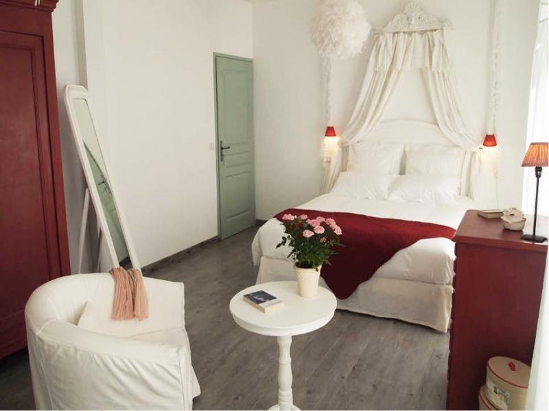 Chambres d'hôtes Grassi chateauneuf de gadagne 84470 N° 9