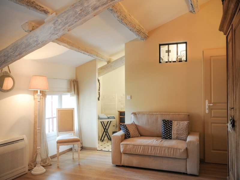 Chambres d'hôtes Grassi chateauneuf de gadagne 84470 N° 14