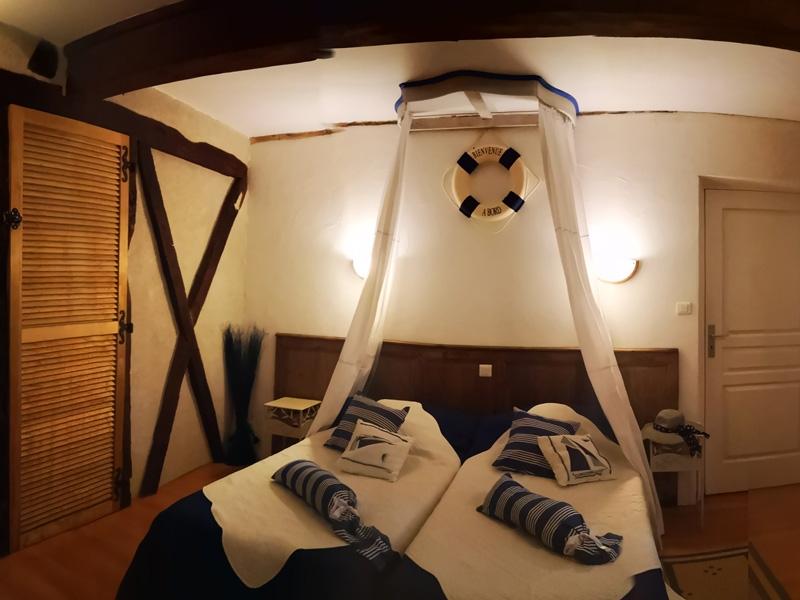 Chambres d'hôtes Robinot castelnau de montmiral 81140 N° 5