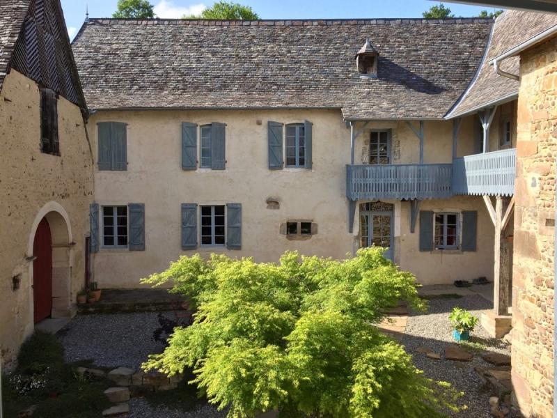 Chambres d'hôtes Monteil ledeuix 64400 N° 3